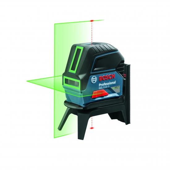 Kända Bosch ,GCL 215G grön krysslaser   Linjelaser / Krysslaser - Int VZ-21